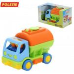 Детская игрушка автомобиль с цистерной Мой первый грузовик (в коробке) арт. 40145. Полесье