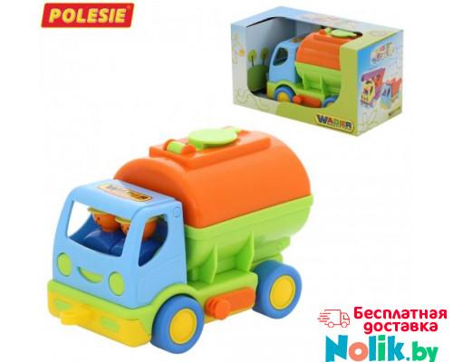 Детская игрушка автомобиль с цистерной Мой первый грузовик (в коробке) арт. 40145. Полесье в Минске