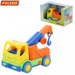 Детский автомобиль-эвакуатор Мой первый грузовик (в коробке) арт. 40138. Полесье