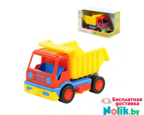 Детская игрушка автомобиль-самосвал (в коробке) Базик арт. 37602. Полесье в Минске