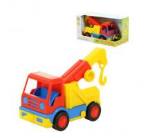 Автомобиль Полесье эвакуатор (в коробке) Базик арт. 37633