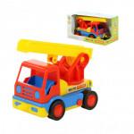 Детская игрушка автомобиль пожарный (в коробке) Базик арт. 38166. Полесье