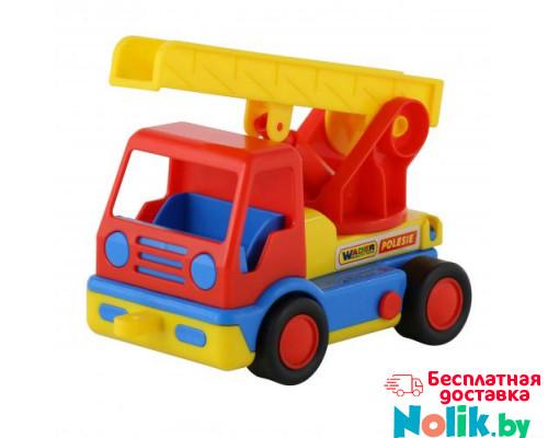 Детская игрушка автомобиль пожарный (в сеточке) Базик арт. 9678. Полесье в Минске