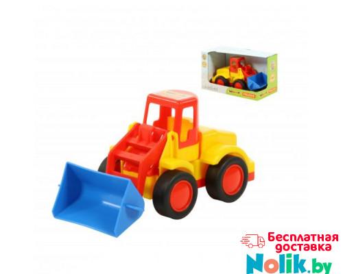 Детская игрушка  погрузчик (в коробке) Базик арт. 37619. Полесье в Минске