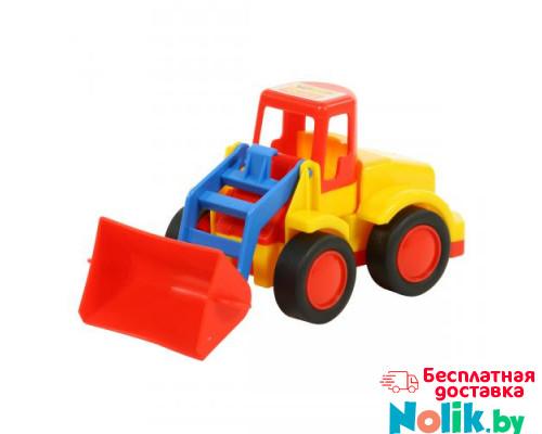 Детская игрушка  погрузчик (в сеточке) Базик арт. 9555. Полесье в Минске