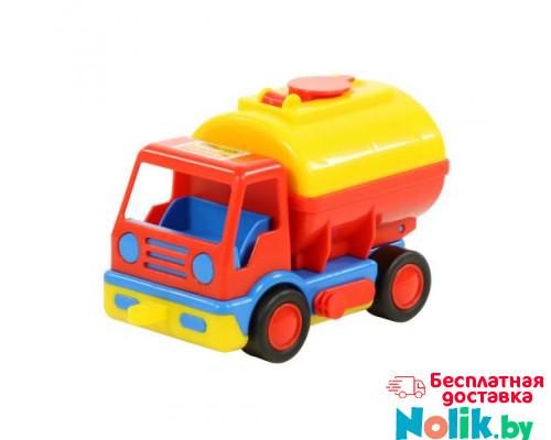Детская игрушка автомобиль-бензовоз (в сеточке) Базик арт. 0315. Полесье в Минске