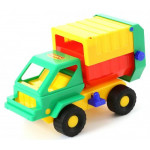 Детская игрушка автомобиль-коммунальная спецмашина Кузя арт. 56344. Полесье