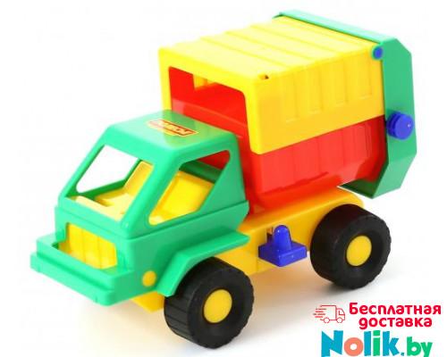 Детская игрушка автомобиль-коммунальная спецмашина Кузя арт. 56344. Полесье в Минске