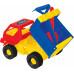 Детская игрушка автомобиль Кузя + лопатка, грабельки №14 арт. 1276. Полесье в Минске
