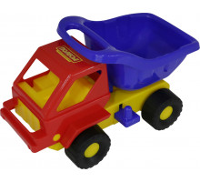 Детская игрушка автомобиль-самосвал Кузя-2 арт. 2860. Полесье