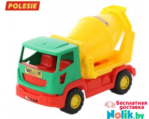 Детская игрушка автомобиль-бетоновоз Агат арт. 41609. Полесье в Минске