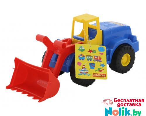 Детская игрушка  трактор-погрузчик Агат арт. 41852. Полесье в Минске
