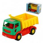 Детская игрушка автомобиль-самосвал (в коробке) Агат арт. 68484. Полесье