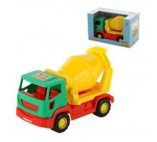 Автомобиль Полесье бетоновоз (в коробке) Агат арт. 68491