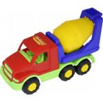 Детская игрушка автомобиль-бетоновоз Гоша арт. 35202. Полесье