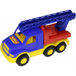 Детская игрушка автомобиль-пожарная спецмашина Гоша арт. 35226. Полесье