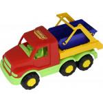 Детская игрушка автомобиль-коммунальная спецмашина Гоша арт. 35233. Полесье