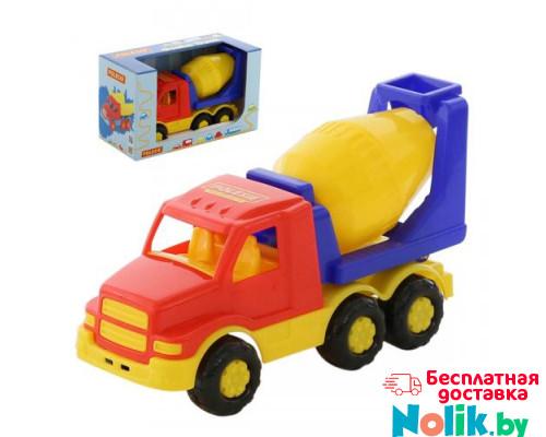 Детская игрушка автомобиль-бетоновоз (в коробке) Гоша арт. 68156. Полесье в Минске
