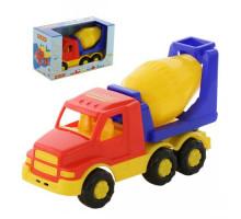 Детская игрушка автомобиль-бетоновоз (в коробке) Гоша арт. 68156. Полесье