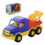 Детская игрушка автомобиль-эвакуатор (в коробке) Гоша арт. 68163. Полесье