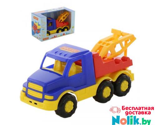 Детская игрушка автомобиль-эвакуатор (в коробке) Гоша арт. 68163. Полесье в Минске