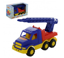 Детская игрушка автомобиль-пожарная спецмашина (в коробке) Гоша арт. 68170. Полесье