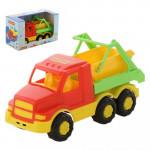 Детская игрушка автомобиль-коммунальная спецмашина (в коробке) Гоша арт. 68187. Полесье