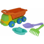 Детская игрушка автомобиль + набор №267 арт. 4298. Полесье