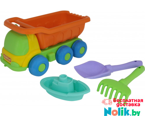 Детская игрушка автомобиль + набор №267 арт. 4298. Полесье в Минске