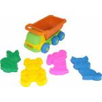 Детская игрушка автомобиль-самосвал + формочки №271 арт. 4335. Полесье