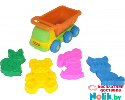 Детская игрушка автомобиль-самосвал + формочки №271 арт. 4335. Полесье в Минске