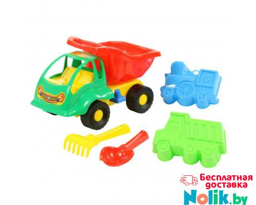 Детская игрушка автомобиль Муравей + формочки №49 арт. 3119. Полесье в Минске