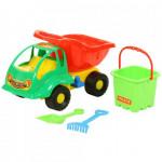 Детская игрушка автомобиль + набор №56 арт. 3188. Полесье