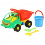 Детская игрушка автомобиль + набор №57 арт. 3195. Полесье