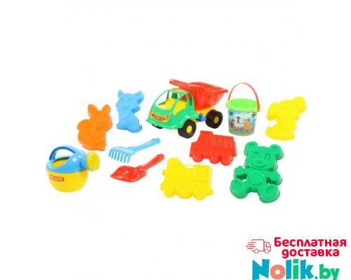 Детская игрушка автомобиль + набор №211 арт. 0689. Полесье в Минске