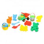 Детская игрушка автомобиль + набор №211 арт. 0689. Полесье