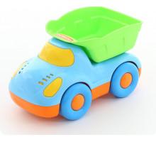 Детская игрушка автомобиль-самосвал Дружок арт. 47045. Полесье