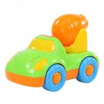 Детская игрушка автомобиль-бетоновоз Дружок арт. 47069. Полесье
