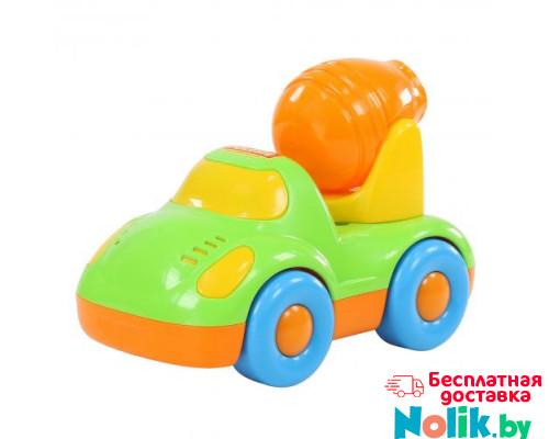 Детская игрушка автомобиль-бетоновоз Дружок арт. 47069. Полесье в Минске