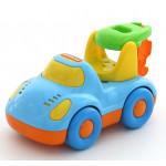 Детская игрушка автомобиль-эвакуатор Дружок арт. 47076. Полесье