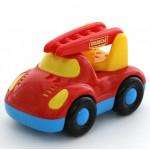 Детская игрушка автомобиль пожарный Дружок арт. 47083. Полесье