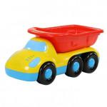 Детская игрушка  трёхосный автомобиль-самосвал Дружок арт. 48349. Полесье