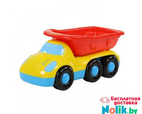 Детская игрушка  трёхосный автомобиль-самосвал Дружок арт. 48349. Полесье в Минске