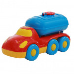 Детская игрушка автомобиль с цистерной Дружок арт. 48356. Полесье