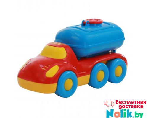 Детская игрушка автомобиль с цистерной Дружок арт. 48356. Полесье в Минске