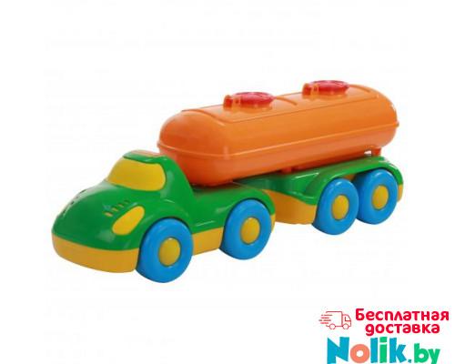 Детская игрушка автомобиль с полуприцепом-цистерной Дружок арт. 48493. Полесье в Минске