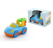 Детская игрушка автомобиль-эвакуатор (в коробке) Дружок арт. 67869. Полесье