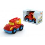 Детская игрушка автомобиль-пожарный (в коробке) Дружок арт. 67876. Полесье