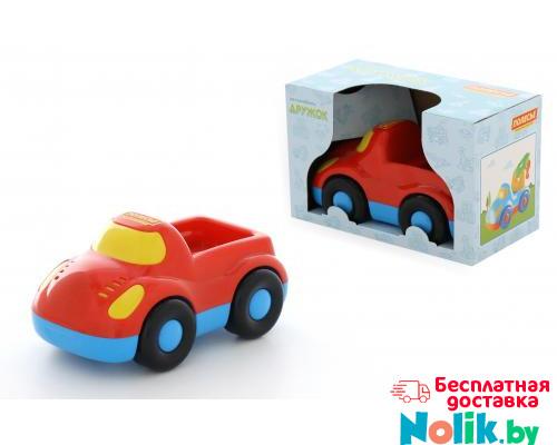 Детская игрушка автомобиль-пикап (в коробке) Дружок арт. 67845. Полесье в Минске