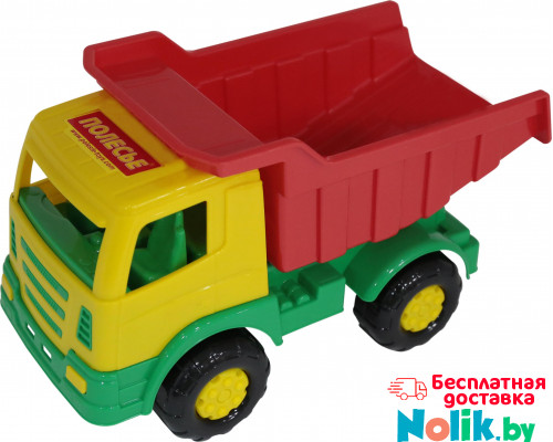 Детская игрушка автомобиль-самосвал Мираж арт. 9042. Полесье в Минске